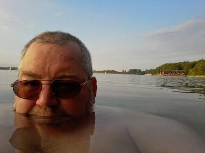 Ich vermisse den See