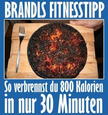 So verbrennst Du 800 Kalorien in nur 30 Minuten