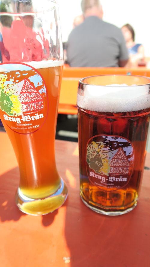 Symbolbild Bierwandern Franken (Start: Waischenfeld)