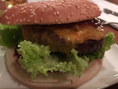 Burger in Regensburg - sehr lecker
