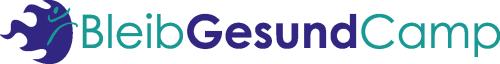 Logo des BleibGesundCamps